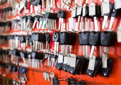 Keys for Car Lockouts