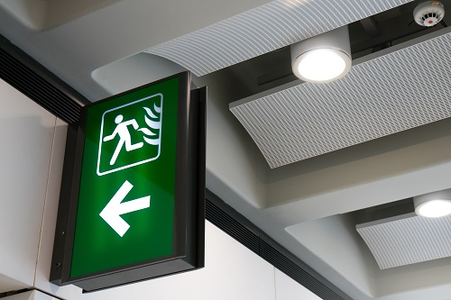 The Exit Locks You Need in Your Commercial Building: Panic vs. Fire