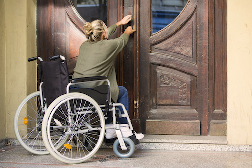 What Makes an Entrance ADA Complaint?
