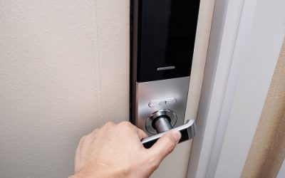 Why is the Electric Strike Lock Door Handle Hot?