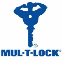 Mult T lock logo