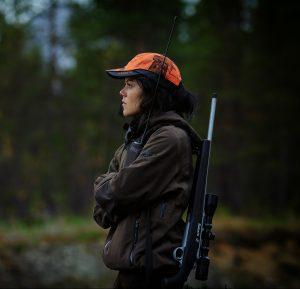 washington gun owner in forest