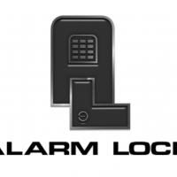 Alarm Lock logo keyless entry home